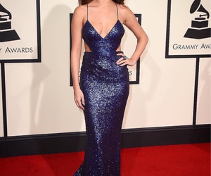 fashion, red carpet, and selena gomez image