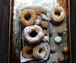 desserts, donuts, and sweets image
