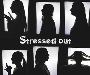 cover, cimorelli, and stressed out image
