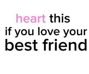 best friend, bffs, and friendship image