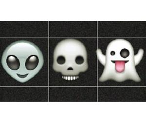 emoji and extraterrestre image