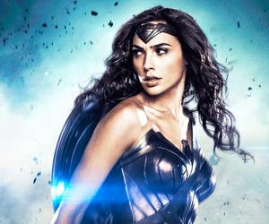 wonder woman, batman v superman, and gal gadot image