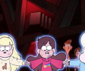gravity falls and weirdmageddon image