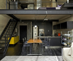 loft and home image