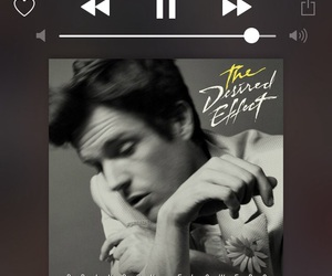 iphone, song, and brandonflowers image