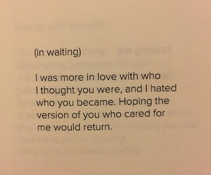 book, deep, and emotional image