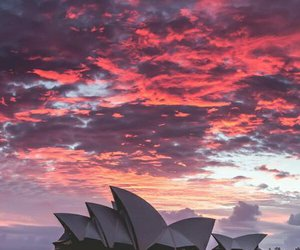 australia, Sydney, and clouds image