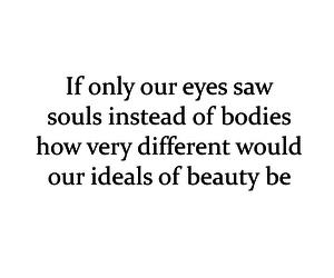 beauty, deep, and grey image
