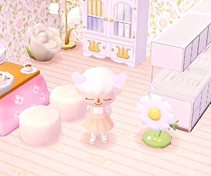 pastel and acnl image