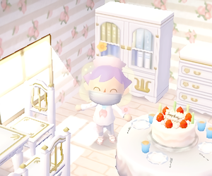 animal crossing, acnl, and pastel image