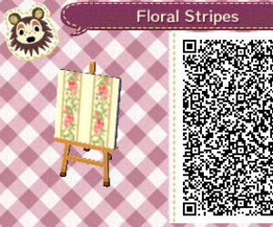 animal crossing, acnl, and acnl qr code image