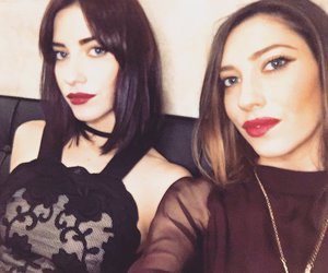 fashion, the veronicas, and twins image