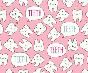 teeth and cute image