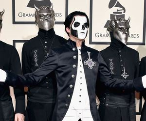 ghost, metal, and grammy awards image