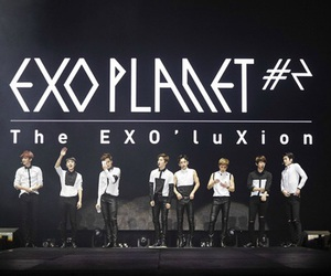 exo, iwantyouback, and exo-l image