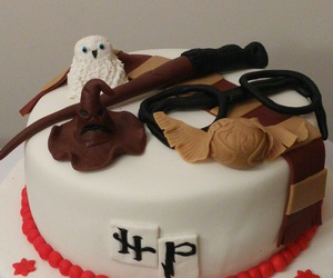 birthday, harrypotter, and happybirthdayme image