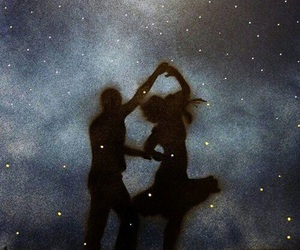 love, dance, and stars image