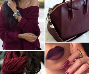 accessori, rossetto, and borsa image