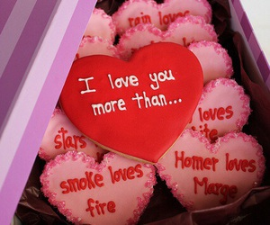 love, Cookies, and heart image