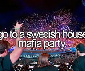party and swedish house mafia image