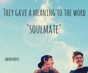 cash, soulmate, and cameron dallas image