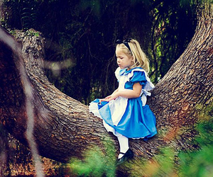 alice, alice in wonderland, and kids image