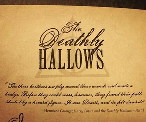always, books, and deathly hallows image