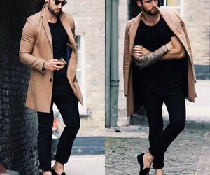 boy, fashion, and men image