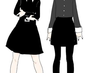 anime, nice, and cute image