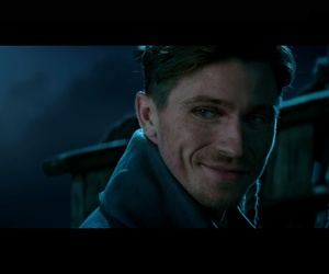 actor, british, and garrett hedlund image