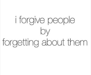 forget and forgive image