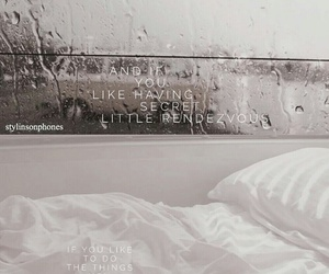 lyric, song, and perfect image
