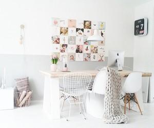 decor and white image