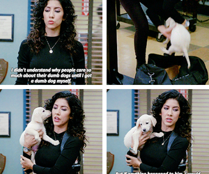 puppy, quotes, and tv series image