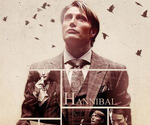 hannibal, mads mikkelsen, and eat the rude image