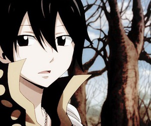 zeref, fairy tail, and anime image