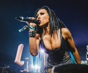 live, butcher babies, and carla harvey image