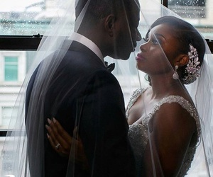African, nigeria, and wedding day image