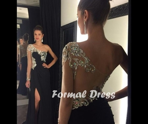 fashion dress, dress for prom, and dresses image