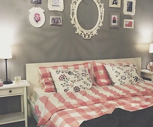 beautiful, bedroom, and girly image
