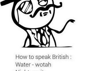 british, funny, and lol image