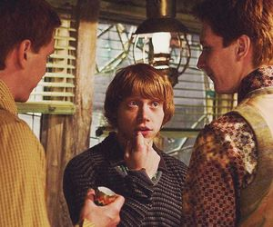 harry potter, weasley, and weasley family image