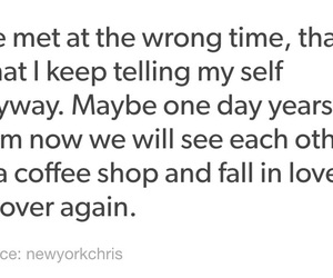 broken, coffee, and fall in love image