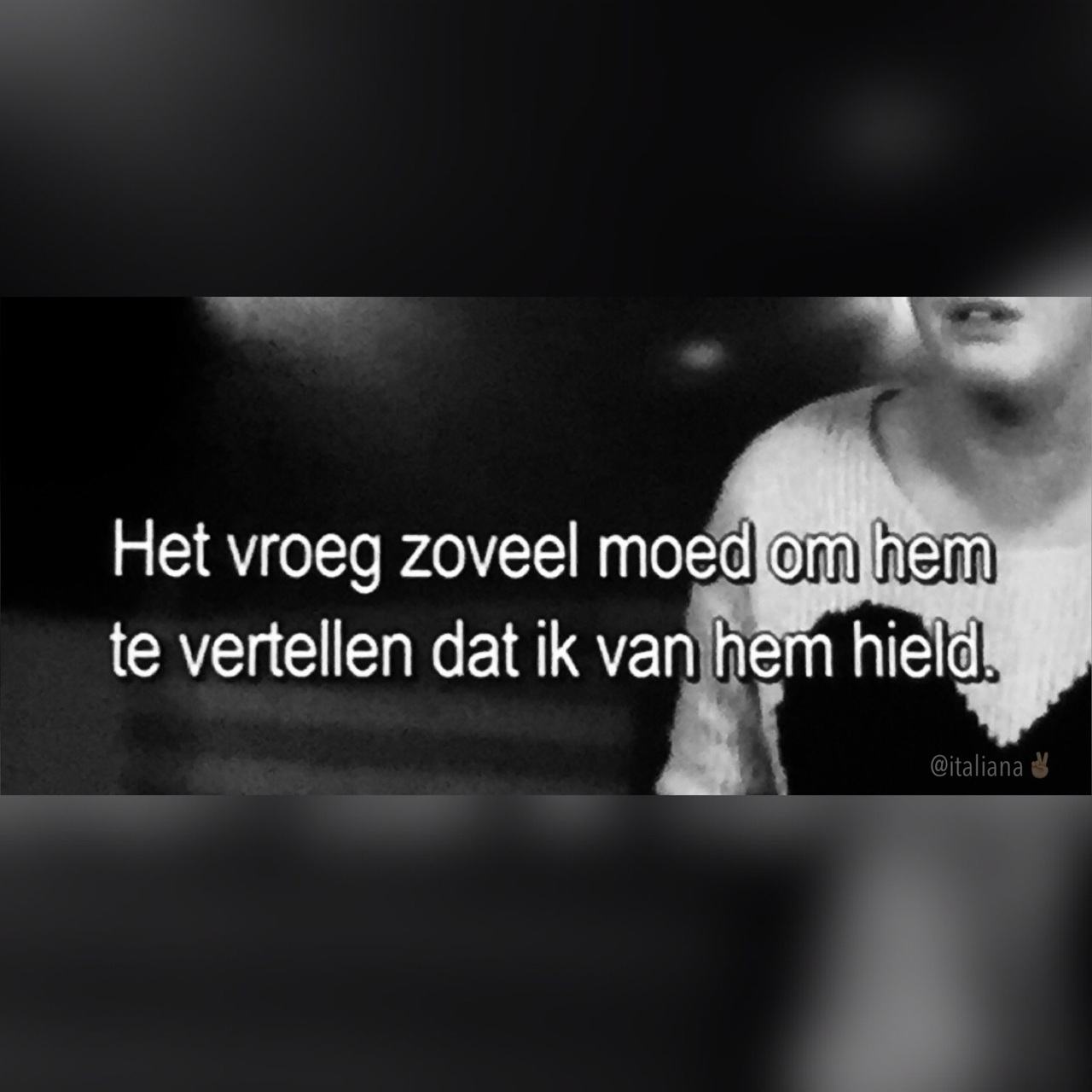 Image About Love In Dutch Quotes By Italiana On We Heart It
