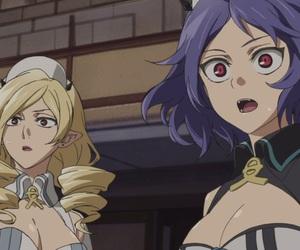anime, screenshot, and owari no seraph image