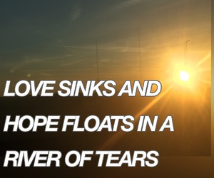 cry, lonely, and quotes image