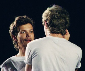 louis tomlinson, niall horan, and one direction image