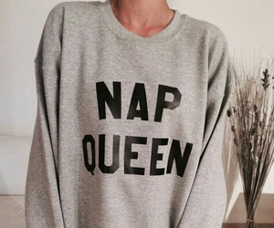 fashion, Queen, and sweater image