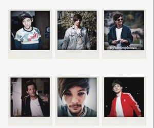 lockscreen, louis tomlinson, and one direction image