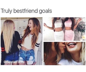 friendship, goals, and life goals image